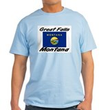 Great Falls Montana T-Shirt