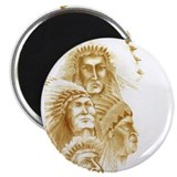 Indian Chiefs Magnet