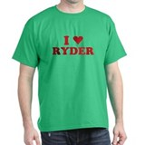 I LOVE RYDER T-Shirt