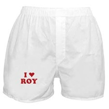 I LOVE ROY Boxer Shorts