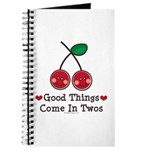 Good Things Cherry Twin Journal