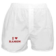 I LOVE RAMON Boxer Shorts