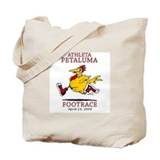 Petaluma Footrace Tote Bag