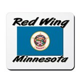 Red Wing Minnesota Mousepad