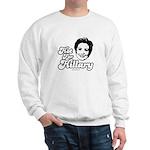 Hot for Hillary Sweatshirt