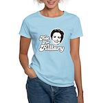 Hot for Hillary Women's Light T-Shirt