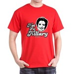 Hot for Hillary Dark T-Shirt