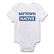 BAYTOWN native Infant Bodysuit