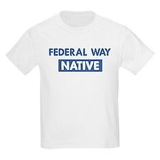 FEDERAL WAY native T-Shirt