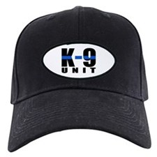 K-9 Unit Blue Line Baseball Hat