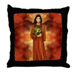 #115 Angel : Throw Pillow
