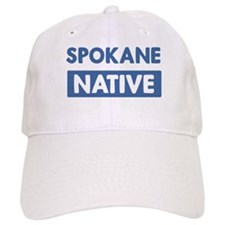 SPOKANE native Baseball Cap