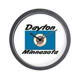 Dayton Minnesota Wall Clock