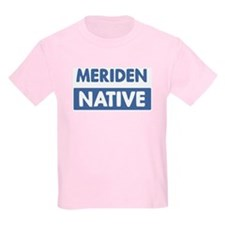 MERIDEN native T-Shirt