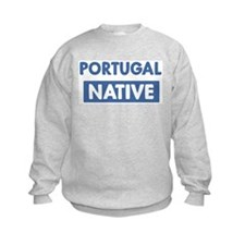PORTUGAL native Sweatshirt
