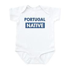 PORTUGAL native Infant Bodysuit