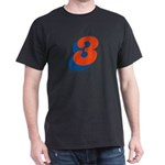 Candice '3' Dark T-Shirt
