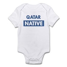 QATAR native Infant Bodysuit