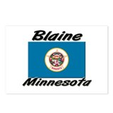 Blaine Minnesota Postcards (Package of 8)