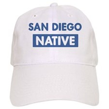 SAN DIEGO native Baseball Cap