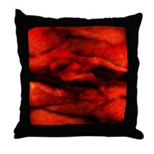 Subliminally Erotic Throw Pillow