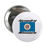 Alexandria Minnesota Button