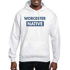 WORCESTER native Hoodie