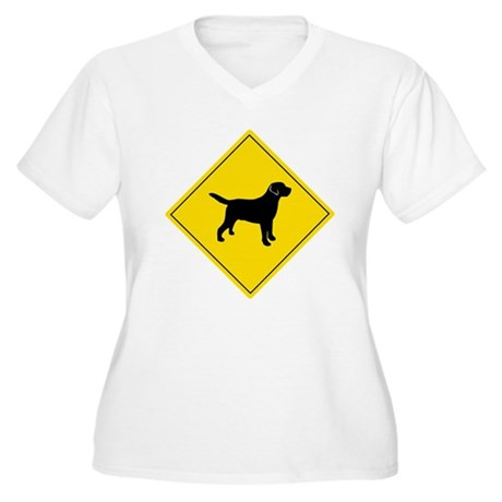Boarding Lab Women's Plus Size V-Neck T-Shirt