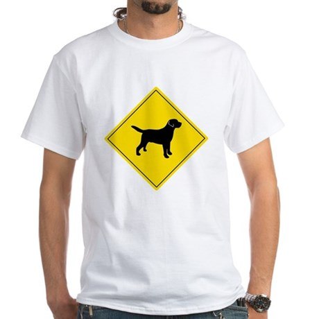 Boarding Lab White T-Shirt