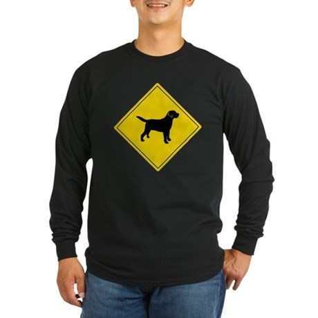 Boarding Lab Long Sleeve Dark T-Shirt