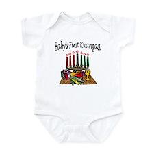 Baby's First Kwanzaa Onesie