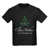 Clan Arthur Celtic Knot T