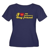 I love my Vietnamese Boyfriend Women's Plus Size S