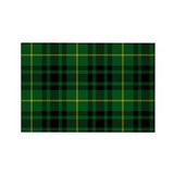 Clan Arthur - Just Tartan Rectangle Magnet (10 pac
