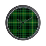 Clan Arthur - Just Tartan Wall Clock