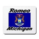 Romeo Michigan Mousepad