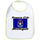 Rogers City Michigan Bib