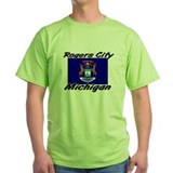 Rogers City Michigan T-Shirt