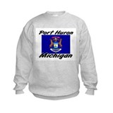 Port Huron Michigan Sweatshirt