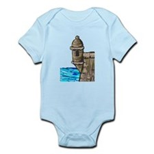 Boricua Infant Bodysuit