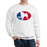PUG Oval Sweatshirt