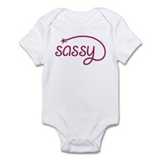Unique Sassy Infant Bodysuit