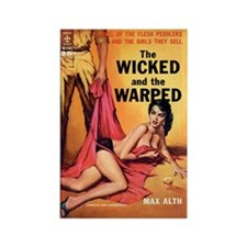 """Frig. Magnet - """"The Wicked And The Warped"""""""
