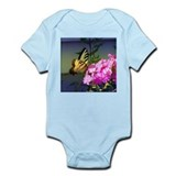 Blue Tiger Swallowtail Infant Bodysuit