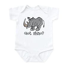 Got Rhino? Onesie