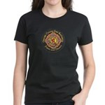 Orange County FD Pipes & Drum Women's Dark T-Shirt