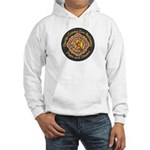 Orange County FD Pipes & Drum Hooded Sweatshirt