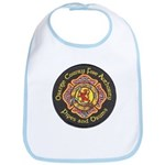 Orange County FD Pipes & Drum Bib