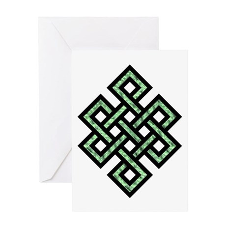 Celtic Knot 102 Greeting Card