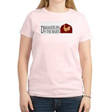 Dramateurs Women's Pink T-Shirt